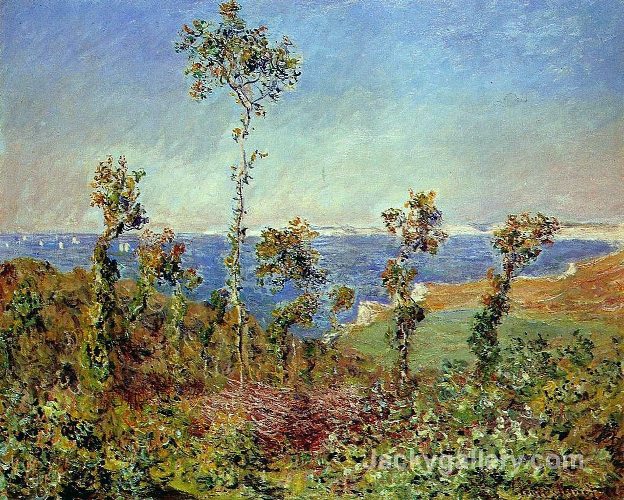 The Fonds at Varengeville by Claude Monet paintings reproduction