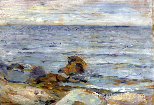 Asgardstrand II by Edvard Munch paintings reproduction