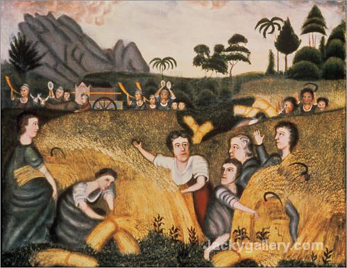Ark of the Covenant by Henri Rousseau paintings reproduction