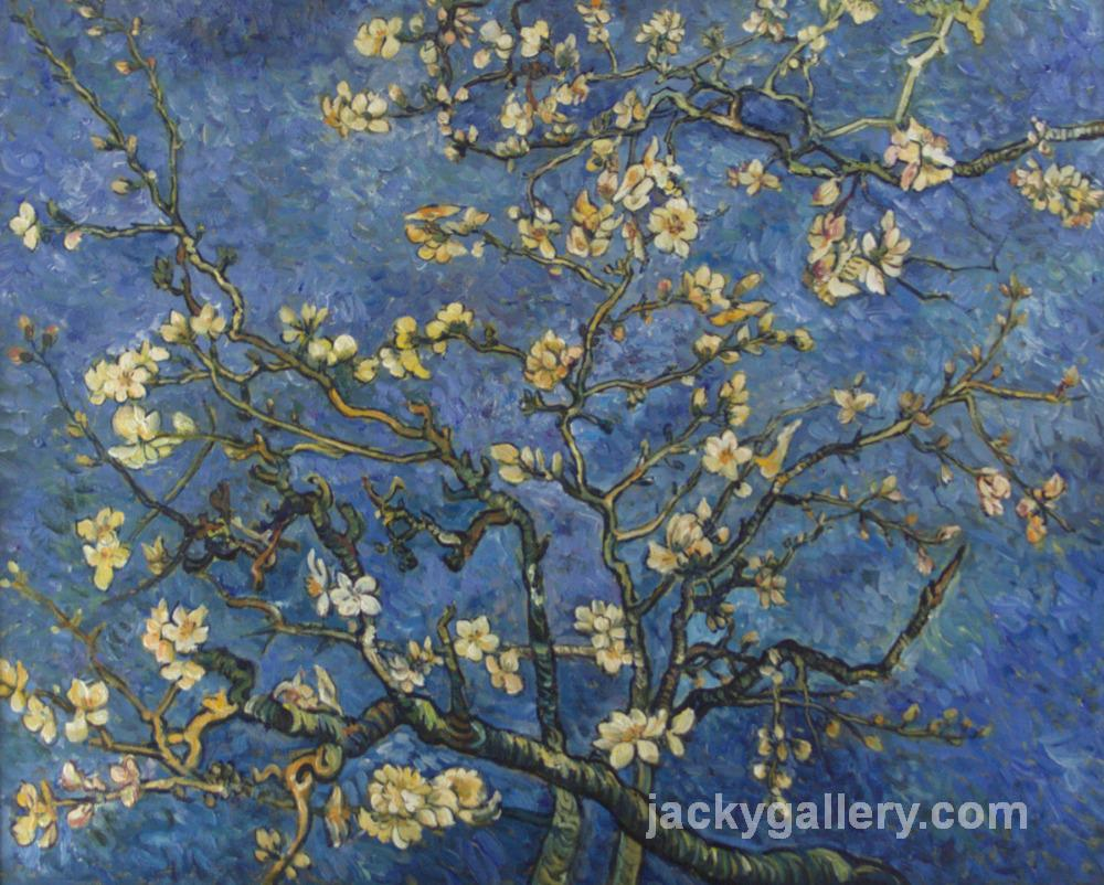 Almond Blossoms, Van Gogh painting