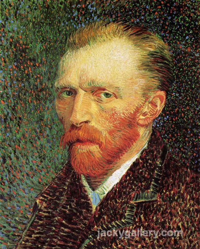 Self-Portrait, Van Gogh painting