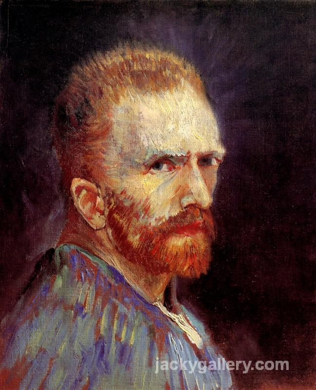Self-Portrait II, Van Gogh painting