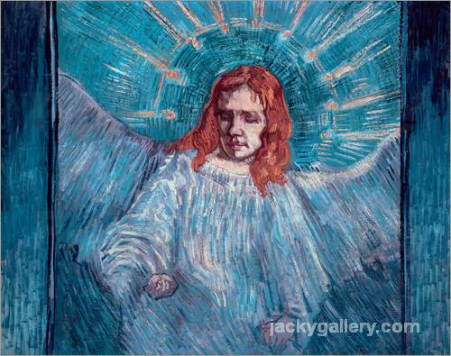The Angel, Van Gogh painting